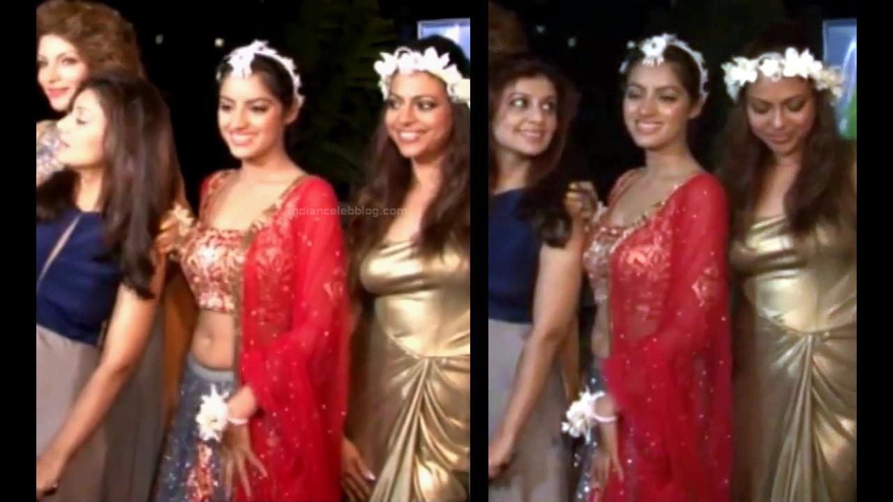 Deepika singh Hindi TV actress YTDS3 12 hot event pics in lehenga