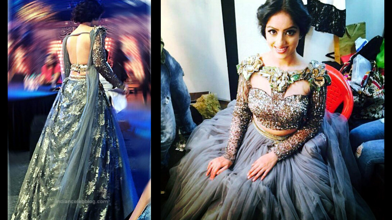 Deepika singh Hindi TV actress YTDS3 5 hot event pics in lehenga choli