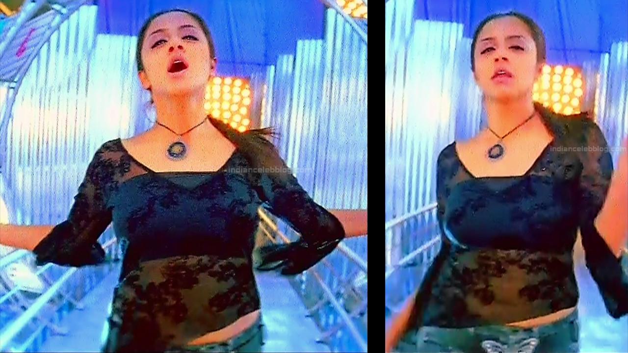 Jyothika tamil film actress Manmadhan S1 3 hot stills