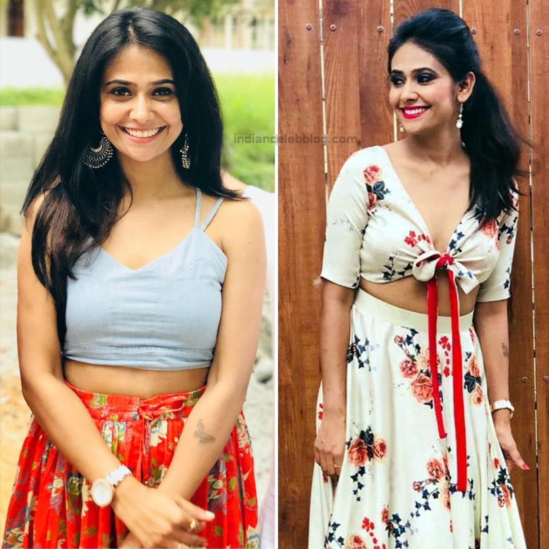Kavya Gowda kannada tv actress CTS2 6 hot glamour pics