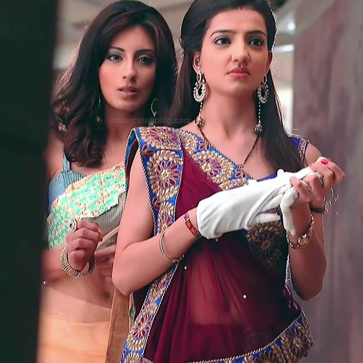 Lovey sasan hindi tv actress Saath NSS1 11 hot saree photo