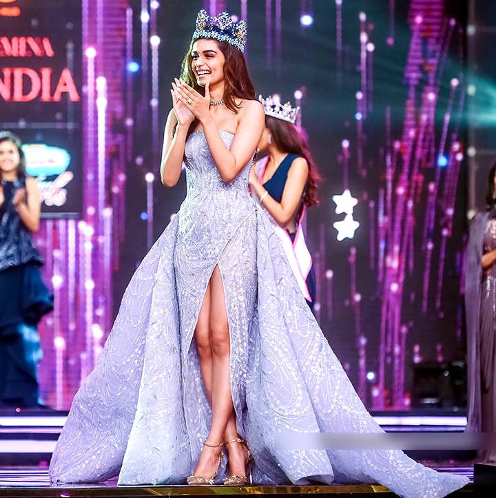 Manushi Chillar at Miss world 2018 Final 15