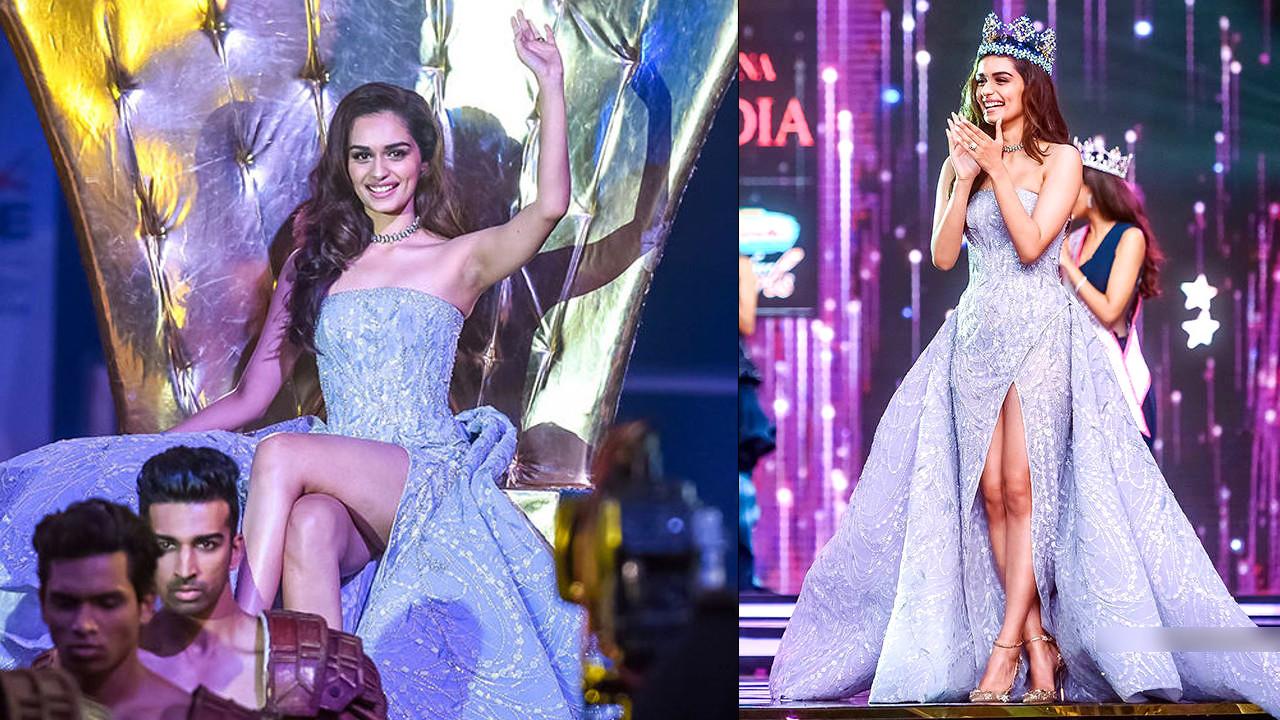 Manushi Chillar at Miss world 2018 Final 16_Thumb