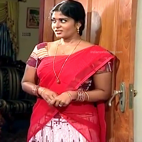Neepa tamil tv actress PonDTS1 6 hot saree pics