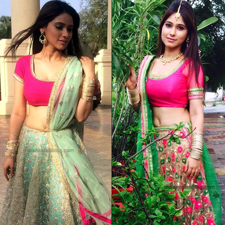 Pallavi Gupta Hindi TV actress Celeb TS1 1 hot lehenga pics