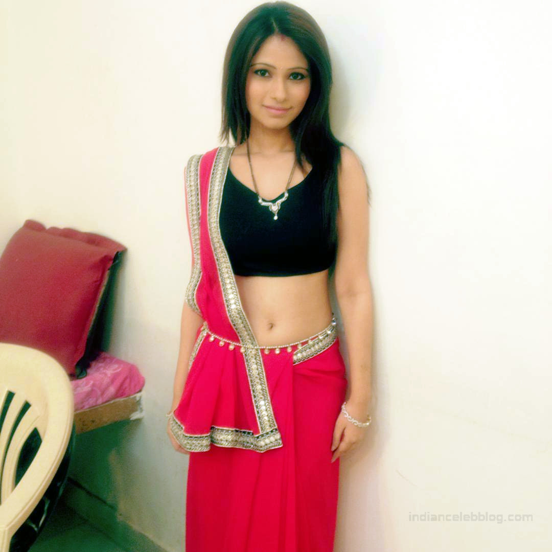 Pallavi Gupta Hindi TV actress Celeb TS1 10 hot lehenga photo