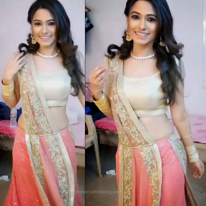 Pallavi Gupta Hindi TV actress Celeb TS1 14 hot lehenga pics
