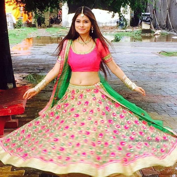Pallavi Gupta Hindi TV actress Celeb TS1 2 hot lehenga photo