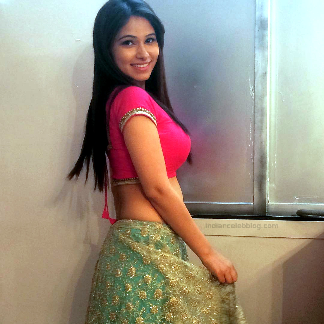 Pallavi Gupta Hindi TV actress Celeb TS1 6 hot lehenga photo