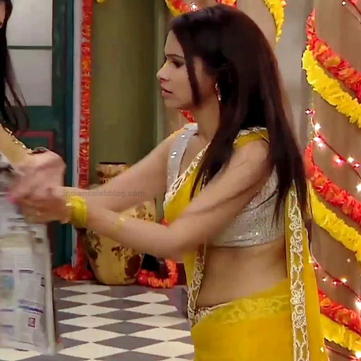 Pallavi gupta hindi tv actress CTS2 15 hot saree caps