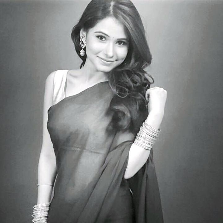 Pallavi gupta hindi tv actress CTS2 3 hot saree photo
