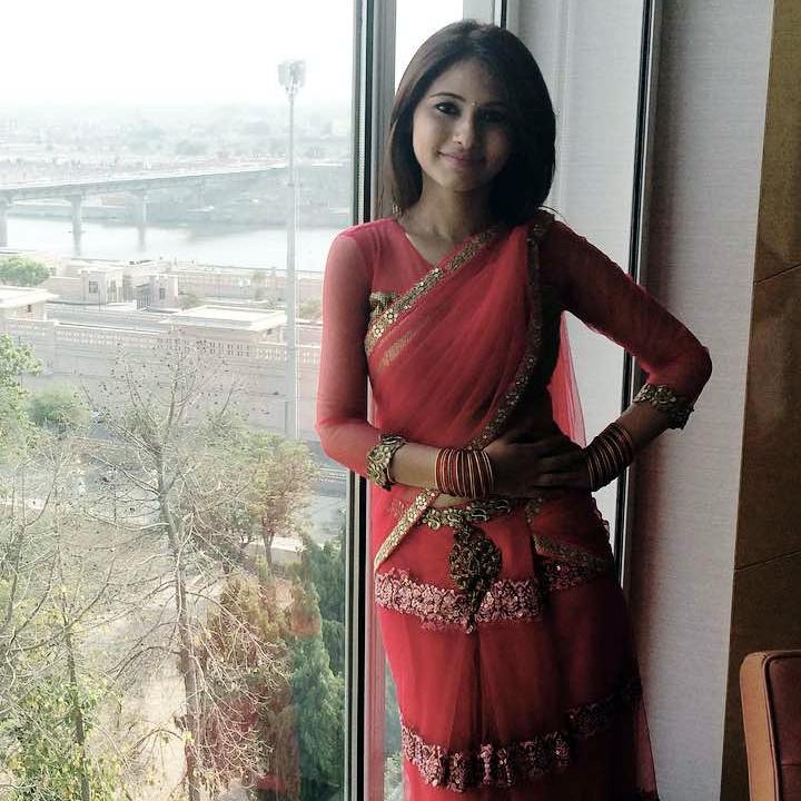 Pallavi gupta hindi tv actress CTS2 4 hot saree photo
