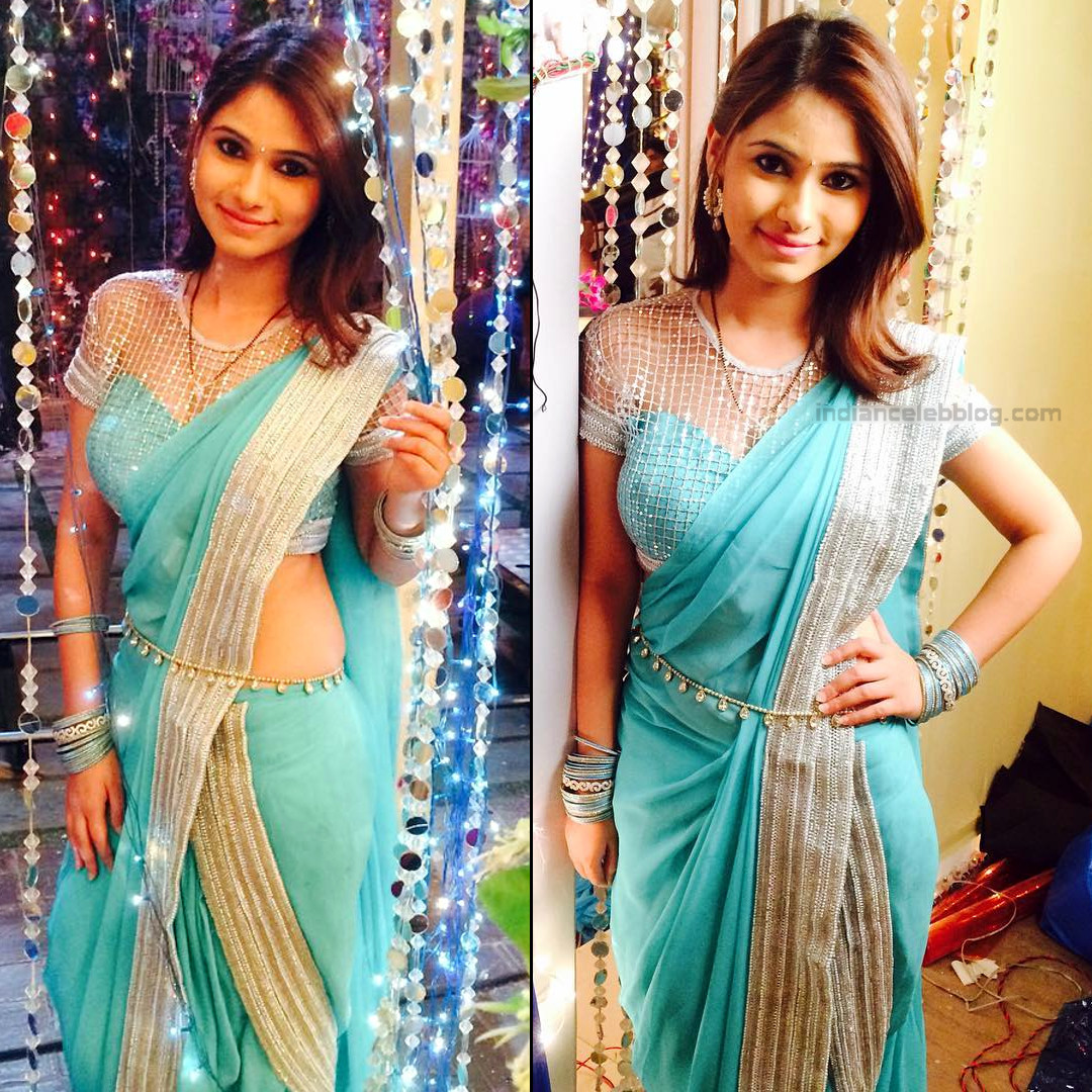 Pallavi gupta hindi tv actress CTS2 5 hot saree pics