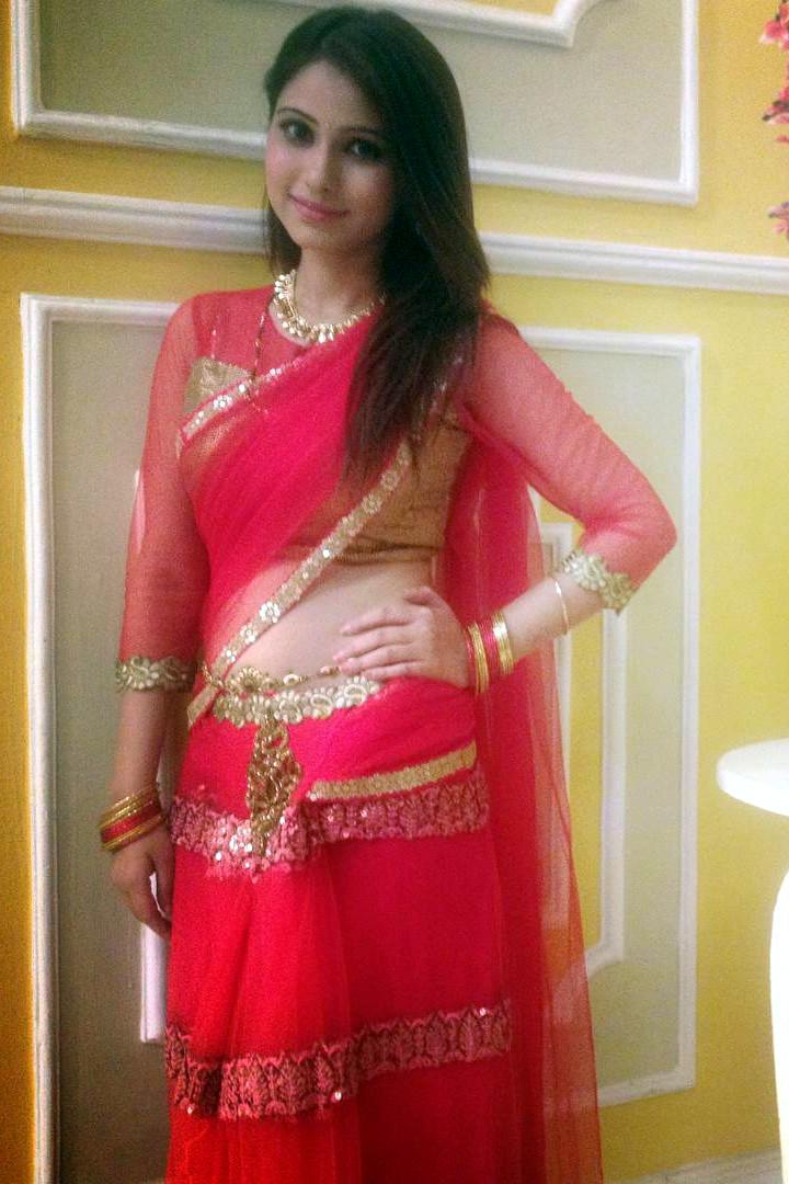 Pallavi gupta hindi tv actress CTS2 9 hot sari photo