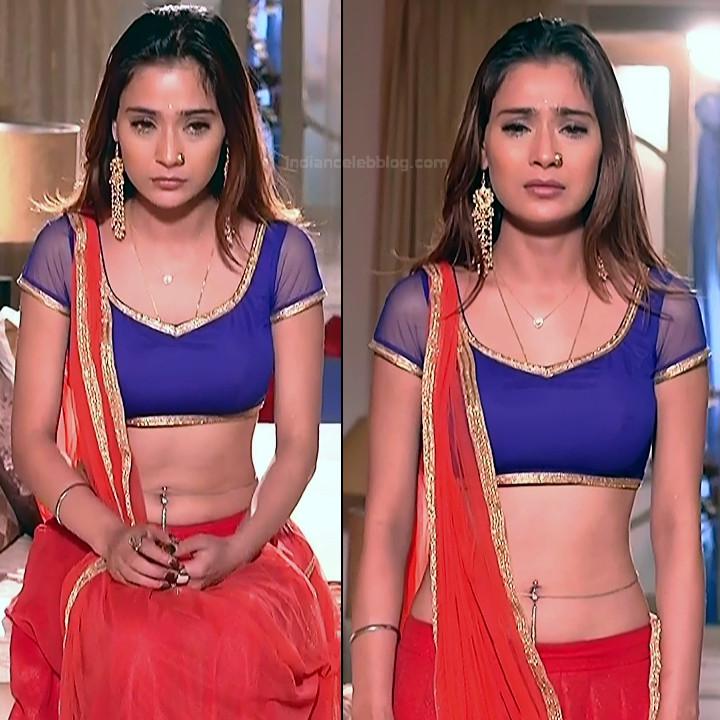 Sara khan hindi serial actress Shakti AS2 4 hot lehenga choli pics