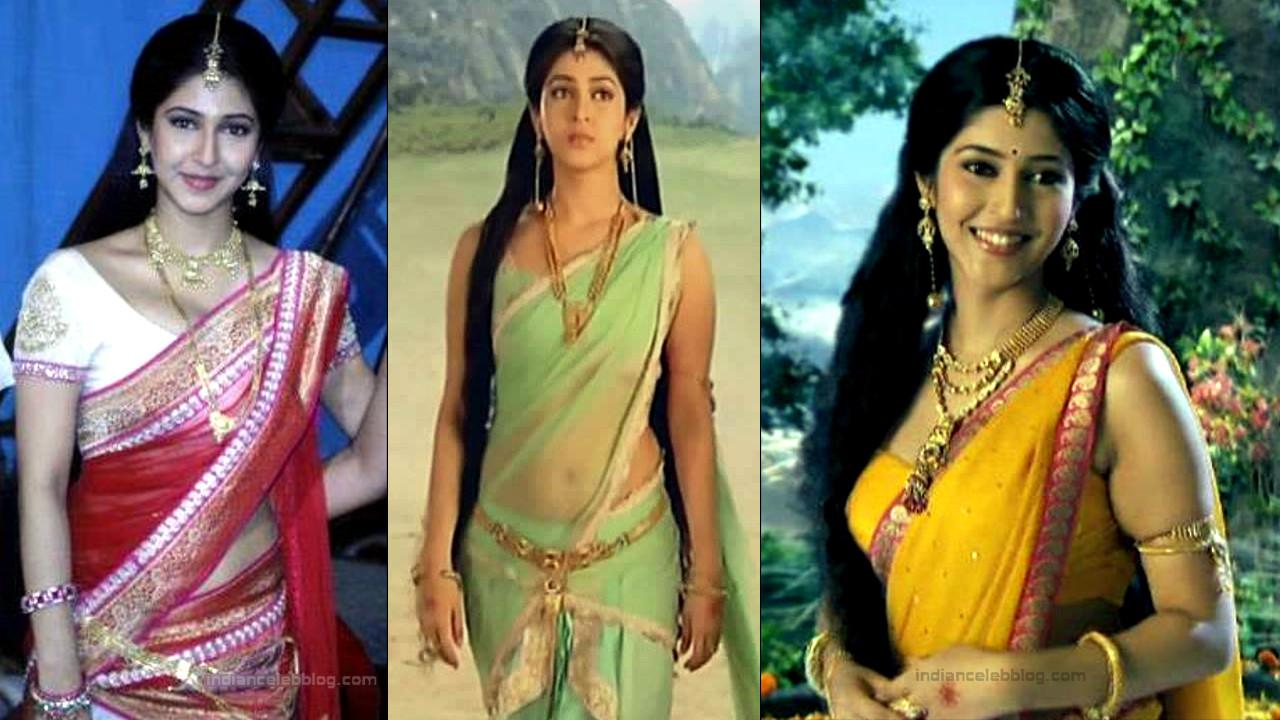 Sonarika Bhadoria Tv actress Devon ke mahadev CTS1_11_Sari pics