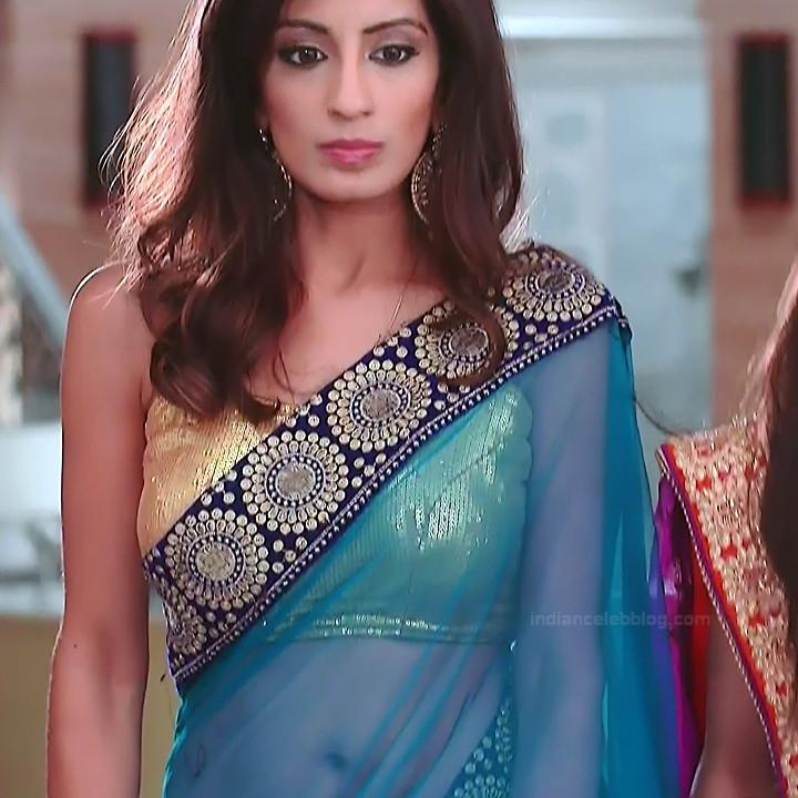 Uppekha Jain hindi tv actress Saath NSS1 10 hot sari photo