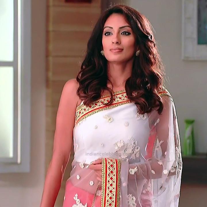 Uppekha Jain hindi tv actress Saath NSS1 8 hot sari caps