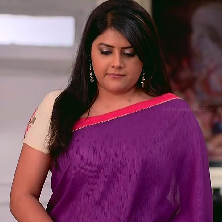 Aditi sharma hindi tv actress Kasam S1 1 saree photo