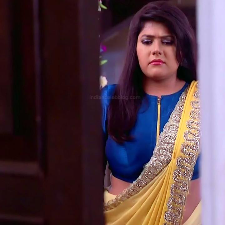 Aditi sharma hindi tv actress Kasam S1 6 saree photo