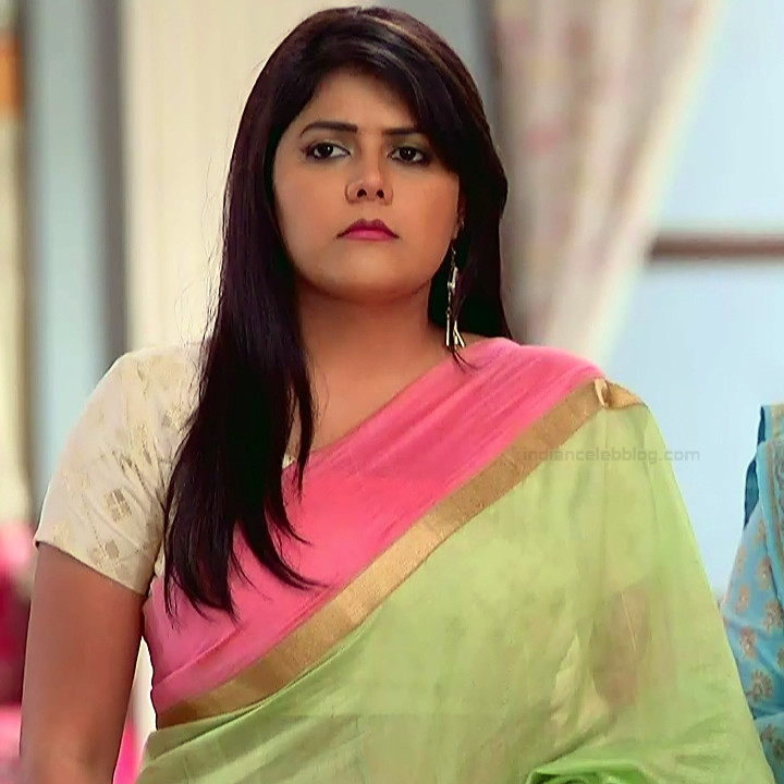 Aditi sharma hindi tv actress Kasam S1 8 sari photo