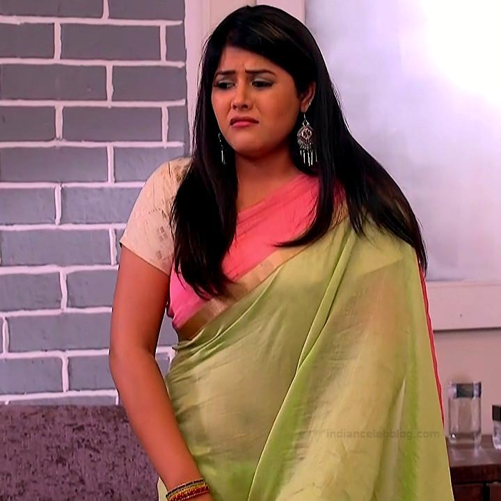 Aditi sharma hindi tv actress Kasam S1 9 sari photo