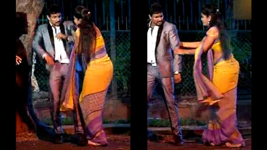 Chaitra reddy Tamil tv actress Yaarudi NMS1 20 hot saree caps