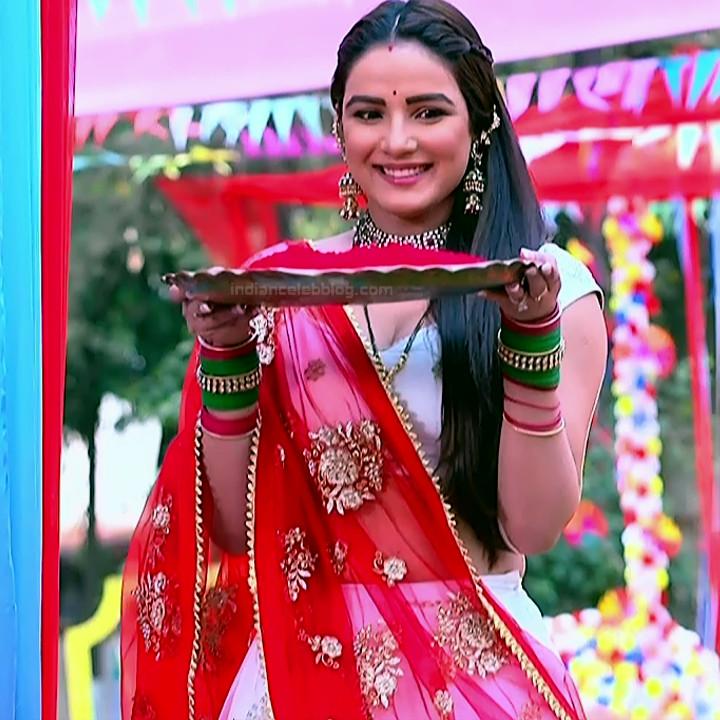 Jasmin Bhasin hindi serial actress Dil SDTS1 6 hot lehenga photo