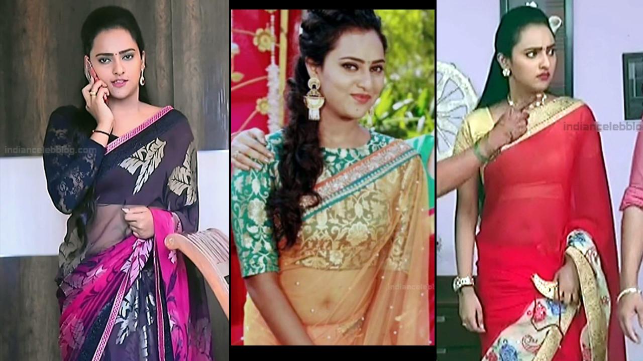 Priyanka Kannada TV actress Agnisakshi S116 thumb