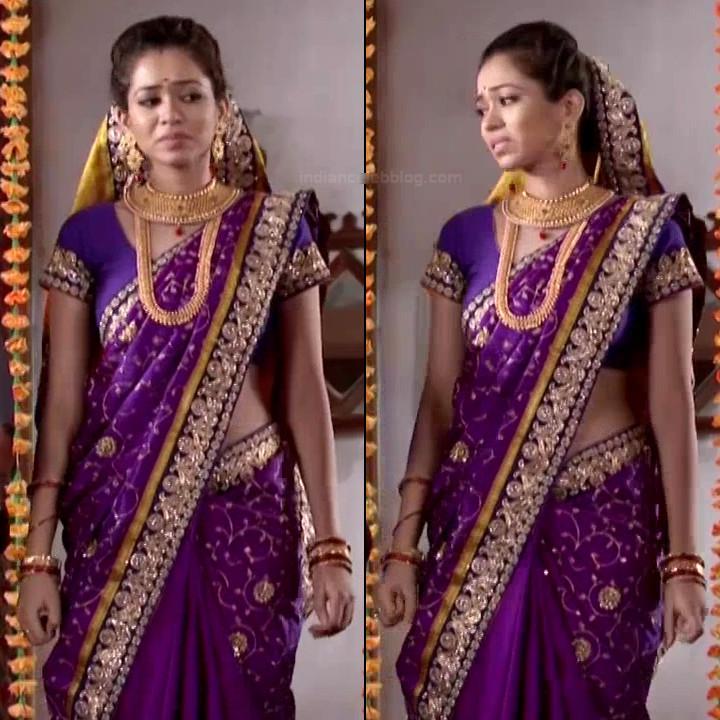 Vaishnavi dhanraj hindi tv actress Begusarai S1 13 hot saree pics