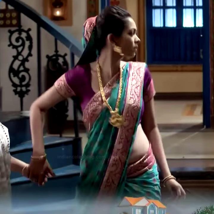 Vaishnavi dhanraj hindi tv actress Begusarai S1 15 hot saree photo