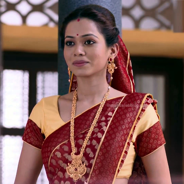 Vaishnavi dhanraj hindi tv actress Begusarai S1 8 hot saree photo