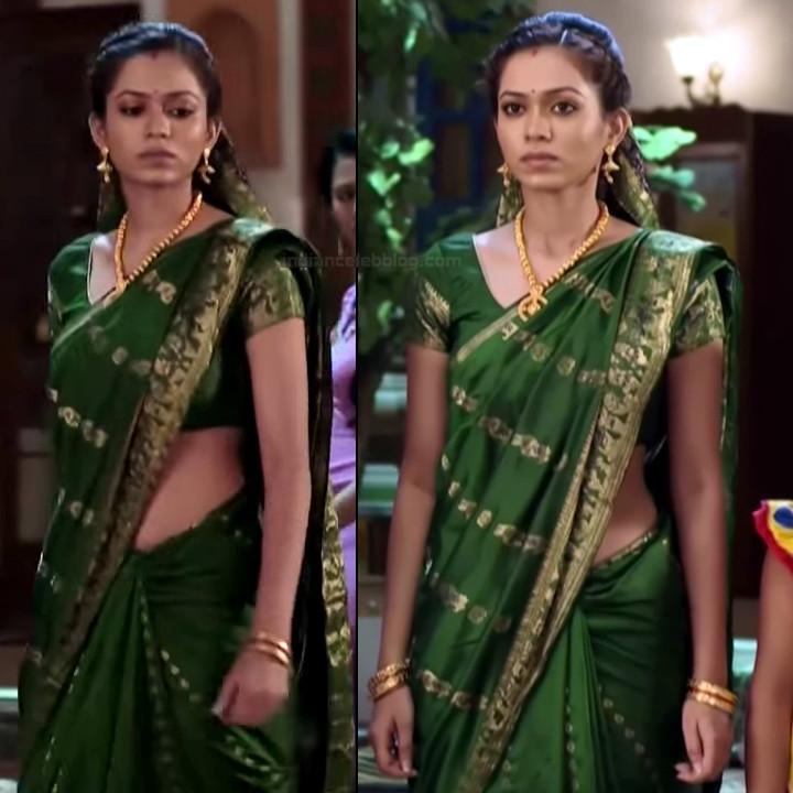 Vaishnavi dhanraj hindi tv actress Begusarai S1 9 hot saree pics
