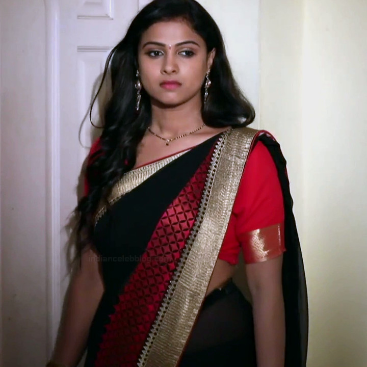 Kavitha Gowda Tamil TV Actress Hot Photos And Caps In